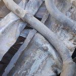 Metaal afval lood